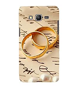 FUSON Engagement Ring Couple 3D Hard Polycarbonate Designer Back Case Cover for Samsung Galaxy Grand Prime :: Samsung Galaxy Grand Prime Duos :: Samsung Galaxy Grand Prime G530F G530Fz G530Y G530H G530Fz/Ds