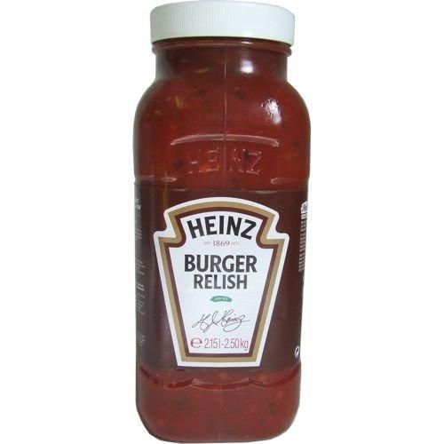 Heinz Burger Relish 2,5kg
