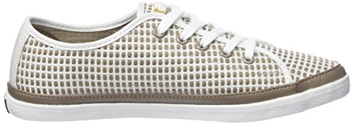 Tommy Hilfiger - K1285Esha 12D1 - Chaussons Femme multicolore (FUNGI)