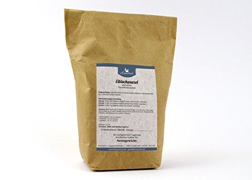 Echter Eibisch, Wurzel | gemahlen | hervorragende Qualität | Althaea officinalis | 250 g [erhältlich von 30 g bis 2 kg]