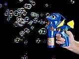 Best Bubble Guns - Smiffys 27714 Regal Tang Fish Bubble Gun Toy Review
