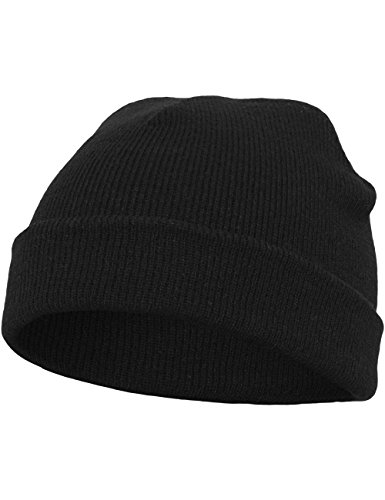 Flexfit Mütze Heavyweight Beanie Black, one size