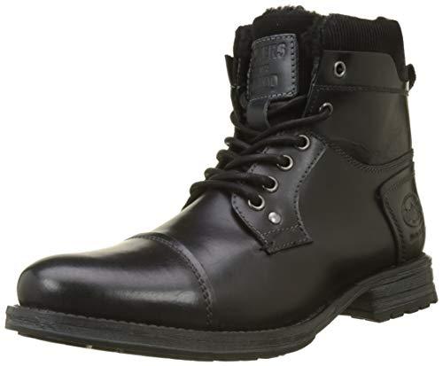 Dockers by Gerli Herren 43DY101 Combat Boots, (Schwarz 100), 43 EU