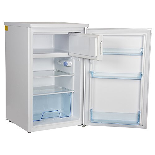 41Fajdrz9XL. SS500  - Igenix IG350R Freestanding Under Counter Fridge with Ice Box, 1 Adjustable Glass Shelf and Salad Drawer with Glass Cover…