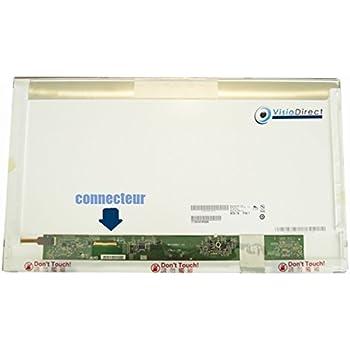 """Visiodirect® Dalle Ecran 17.3"""" type LP173WD1(TL)(E1) pour ordinateur portable"""
