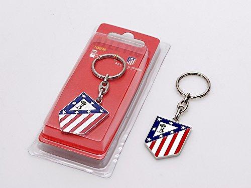 Llavero Oficial Atlético de Madrid, Escudo