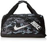 Nike NK Brsla M Duff-AOP, Sac à main Mixte Adulte, Multicolore (Dark...