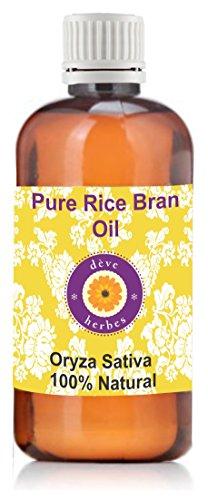 dève herbes Pure Rice Bran Oil 100% Natural & Distilled