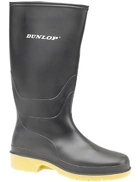 Dunlop RAPIDO PVC LAARS GROEN 38 - Botas de Goma sin Forro Unisex