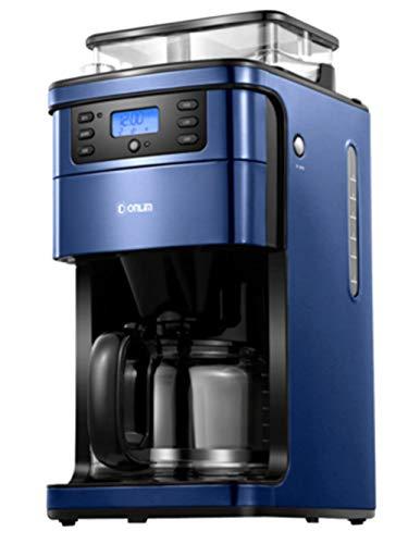 Machine à Café Pleine Connexion WiFi Semi-Automatique à La Vapeur De Lait Mousse Meuleuse Portable Grain De Café Concasseur