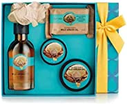 The Body Shop Wild Argan Oil Gift Set 5 pieces