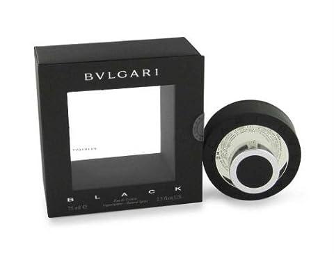 Bulgari Noir par Bulgari, eau de toilette en flacon vaporisateur 2.5Oz