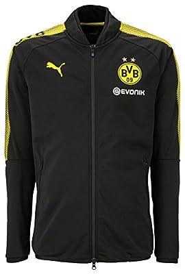 Puma BVB Dortmund Borussia Polyester Trainigsanzug Kinder Herren 2017 2018