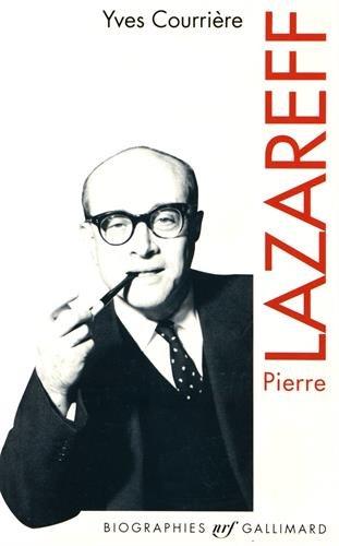 Pierre Lazareff ou Le vagabond de l'actualit