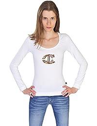 Camisetas Roberto Blusas Blanco Y es Amazon Tops Camisas xwY6Bwt