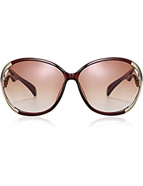 Ilove EU Mujer Gafas de sol Fashion Mode Pesca conducción Rana espejo gafas gafas de sol 4modelos a elegir.