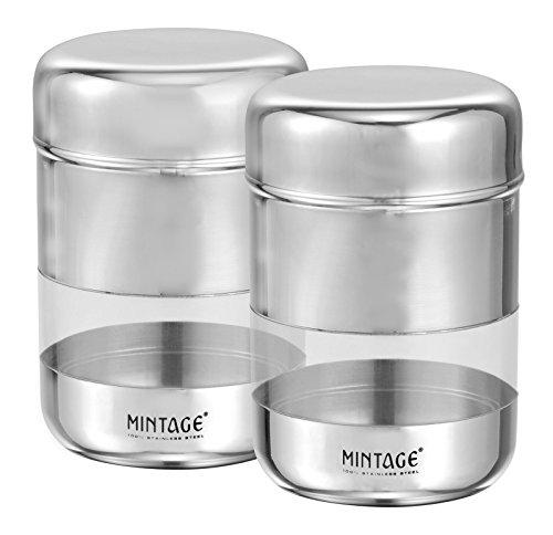 mintage-satz-von-2-stuck-edelstahl-multipurpose-tea-sugar-spice-box