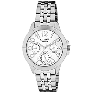 Citizen Analog Multi-Color Dial Women's Watch-ED8100-51A