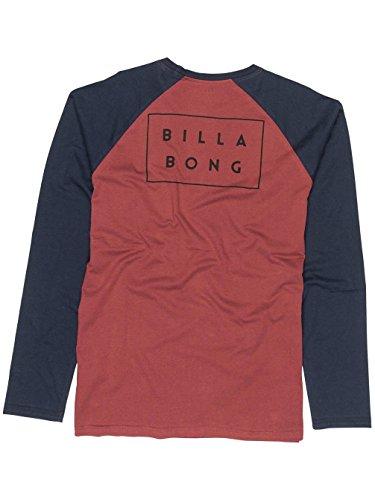 Herren Langarmshirt Billabong Die Cut T-Shirt Fig