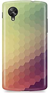 Nexus 5 Back Cover by Vcrome,Premium Quality Designer Printed Lightweight Slim Fit Matte Finish Hard Case Back Cover for Nexus 5