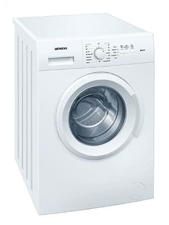 siemens iq100 wm14b060 waschmaschine frontlader a b. Black Bedroom Furniture Sets. Home Design Ideas
