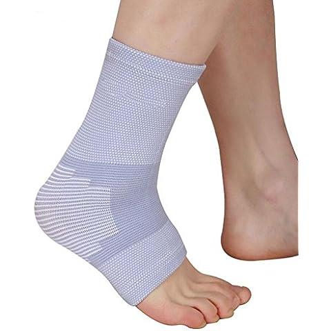 kk-protective Gear/Sport Basket caviglia/caviglia in nylon/caviglia estensione (Single Loaded)