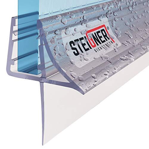 Wasserabweisprofil 8mm Glasdicke/Wasserabweisprofil/Duschkabinen