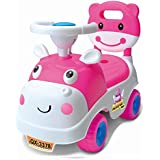 Webby Kids Animal Park Ride On (Pink)