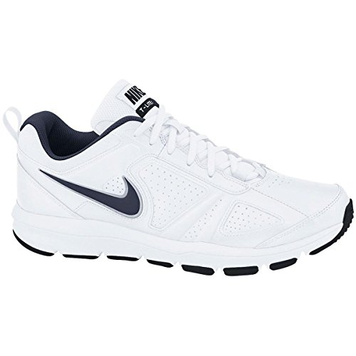 Nike T-Lite Xi, Baskets Basses Homme Blanc (White/obsidian-blk-mtllc Slvr)