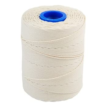 Butchers Sundries RAYON FOOD SAFE 500g Food Safe Certified White Butchers String / Twine Parcel Tying Twine