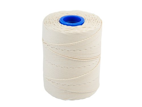 Butchers Sundries RAYON FOOD SAFE 500g Food Safe Certified White Butchers String / Twine Parcel Tying Twine Test