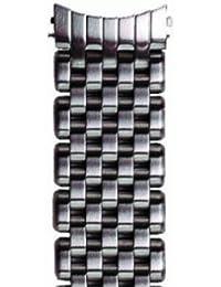 De acero inoxidable reloj de pulsera Zeno 20 mm Ref, A-MT-SF-20