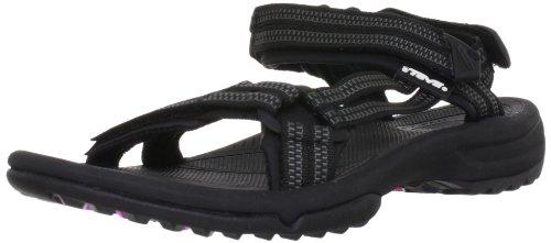 Teva Terra Fi Lite W's, Damen Sport- & Outdoor Sandalen, Schwarz (824 trueno black), 36 EU (3 Damen (Skelett Für Schuhe Erwachsene)
