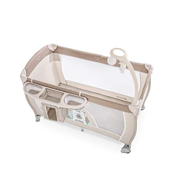 Lettino da Campeggio Hauck Babycenter Friend Hauck Brand: Hauck. Folds very easily and very quickly Travel bed with changing table, ideal for changing babies 9