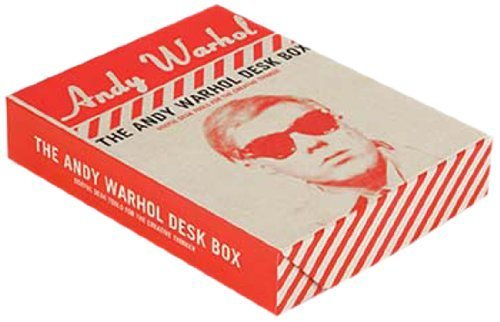 Andy Warhol Desk Box by The Andy Warhol Foundation (2014)