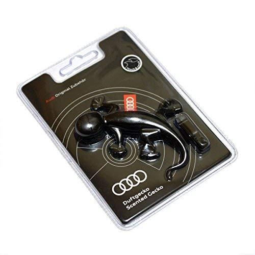 Audi 000087009D - Car Air Freshener, Color Black