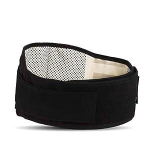 BANNBA Traktions Gurt Mit Automatischer Heizung Ohne Stromversorgung, Dekompressions Rückengurt Für Rücken Spange, Rückenschmerzen, Untere Lendenwirbelsäule