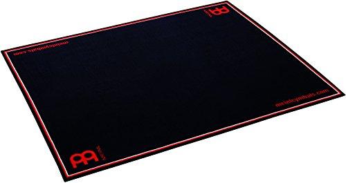 Meinl mdr-bk Tambor–Alfombra, color negro