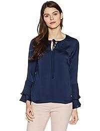 Elle by Unlimited Women's Slim Fit Shirt