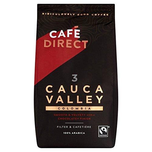 Cafédirect Fairtrade Ground Arabica Coffee 227g  Cafédirect Fairtrade Ground Arabica Coffee 227g 41Fb 48TugL