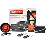Blackcat Remote Central Locking Alarm With Siren-4Door With Manual