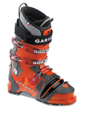 Garmont Prophet NTN Ski Stiefel, Orange/Anthracite