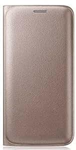 Aspir Flip Cover For ZET NUBIA N1 ( Gold OG Leather) l2