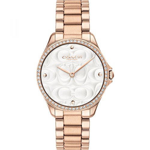 Coach Womens Modern Sport in Rose Gold 14503072