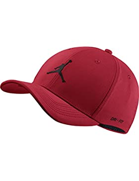 Jordan 897559-687 Gorra, Hombre, Rojo (Gym Red), S/M