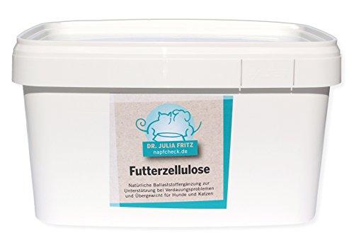 napfcheck Zellulose - Hund & Katze - 2000 g