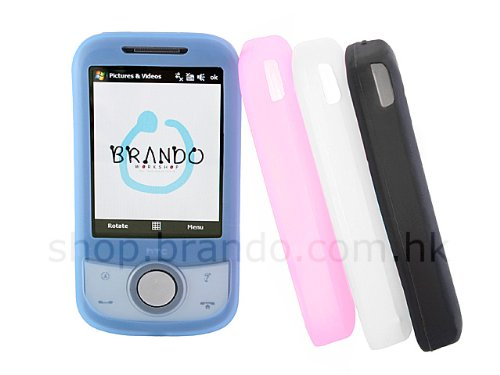 Brando Silicon-Case BLACK HTC Touch Cruise II / 2009