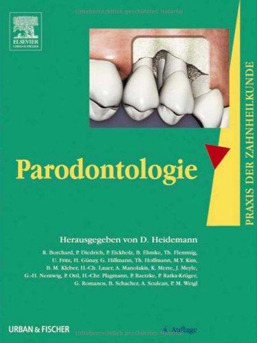 Praxis der Zahnheilkunde 04. Parodontologie