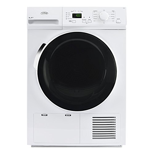Belling BELFHD800 Freestanding A++ Rated Condenser Tumble Dryer - White