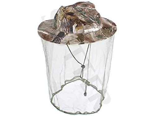 Sombrero con mosquitera - Color Camuflaje (camu)